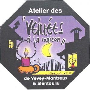 """Logo des """"Veillées à la maison"""""""